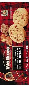 Walkers Kekse Shortbread Salted Caramel 150g