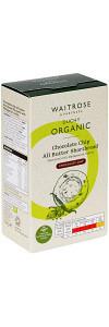 Waitrose Duchy Organic Chocolate & Vanilla 150g.