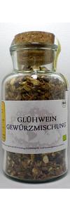 Glühwein Gewürzmischung Bio im Korkenglas