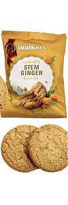 Probierpackung Walkers Kekse Stem Ginger Biscuits 25g