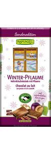 Winter-Pflaume Vollmilchschokolade Bio