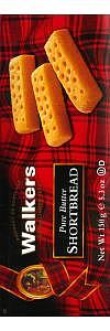 Walkers Kekse Shortbread Fingers 150g