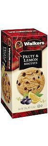 Walkers Kekse Fruit & Lemon Biscuits 150g