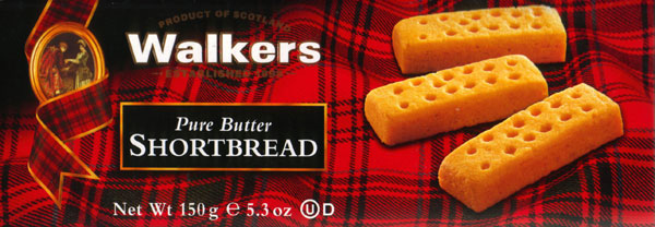 Walkers Kekse Shortbread Fingers